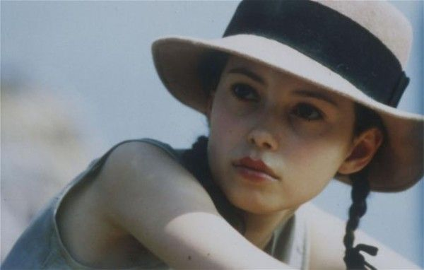 """Jane March: My twin in the 90's. Film: """"L'Amant"""" (1992)."""