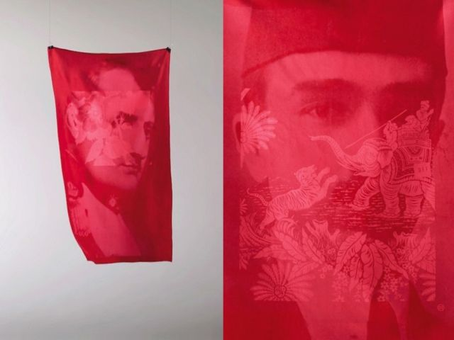 Turkish Red by Formafantasma - News - Frameweb.The TextielMuseum in Tilburg, The Netherlands, currently exhibits the work of designers and design studios that have been inspired by the collection of the museum in an exhibition called 'Turkish Red and more