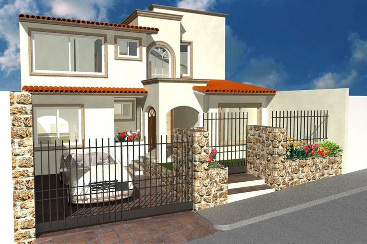 Foros de 3D Gazpacho :: Ver tema - EXTERIOR::fachada casa