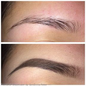 Learn how to fill in your eyebrows on Bloom.com! By Samantha Palos