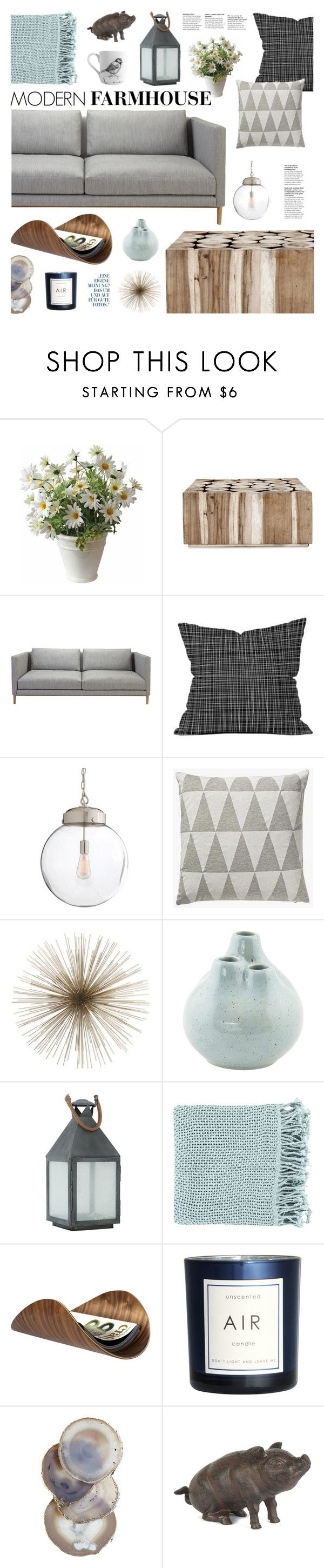 """Modern Farmhouse"" by emmy on Polyvore"