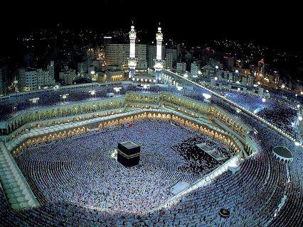 Ayo Kita Sedekah 7: Kota Makkah dan Madinah Memang Istimewa