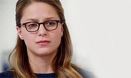 """dailysupergirlgifs:  """" Top 10 Supergirl characters as voted by our followers → 2. Kara Danvers  """""""