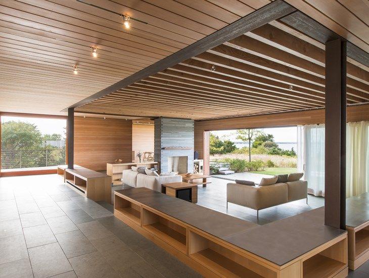 How to make a ceiling Island Residence | Single Family | Architect Magazine