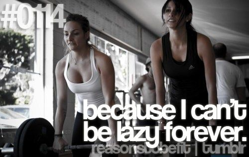 Reasons to be fit  #0114