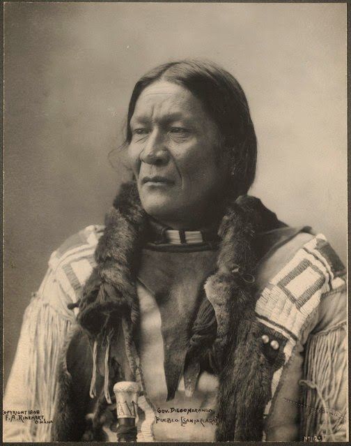 PAROLES DE SAGESSE D'UN CHEF SIOUX |