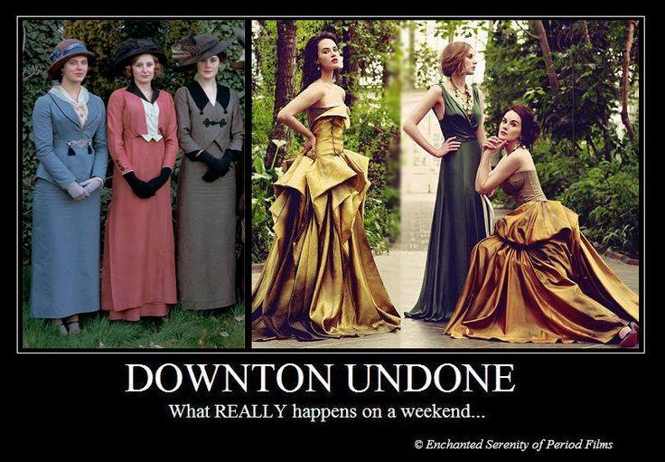 """""""Downton"""""""