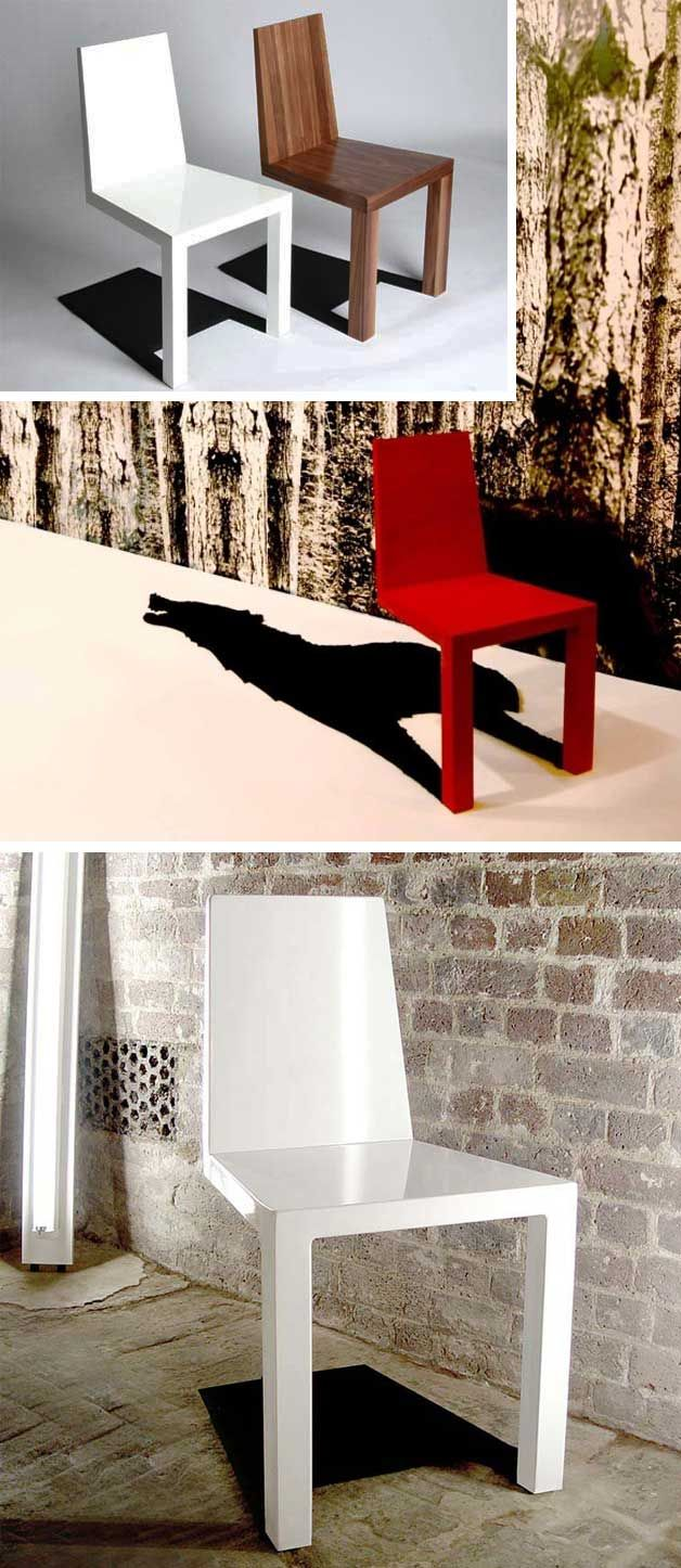 4 very unique and cool Chair designs