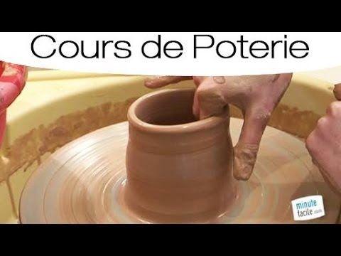 """Apprendre le tournage """"le cylindre"""" - www.lamaindargile.fr - .mpg - YouTube"""