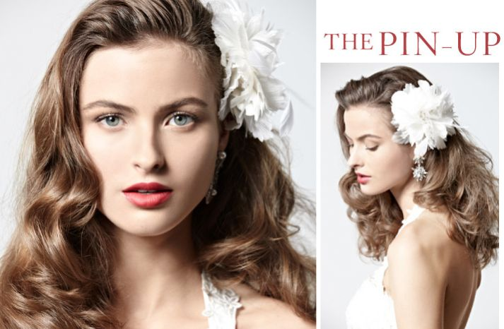 Vintage Wedding Hairstyles And Accessories - The Wedding Specialists
