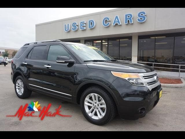 Used 2014 Ford Explorer XLT for sale at Mac Haik Ford Pasadena in Pasadena, TX for $17,488. View now on Cars.com.