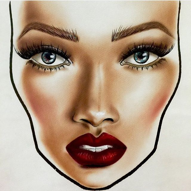 Facechart created by @minyubcn it reminds me of Rihanna ✨ Tag Us #FaceCharts @FaceCharts to be Featured ✨ ____________________________________________  #MakeupTalk #amazing #makeup #facecharts #facechart #mua #makeupartist #yellow #mua #mac #macmakeup #darklipstick #makeuptutorial #myfacechartcommunity #MOTD #macgirls #macboys #trendy #trend #macpro #draw #maccosmetics #makeuptime #macbrushes