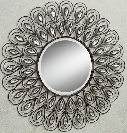 Well-known 351 best Fabulous Mirrors images on Pinterest | Wall mirrors  NS82