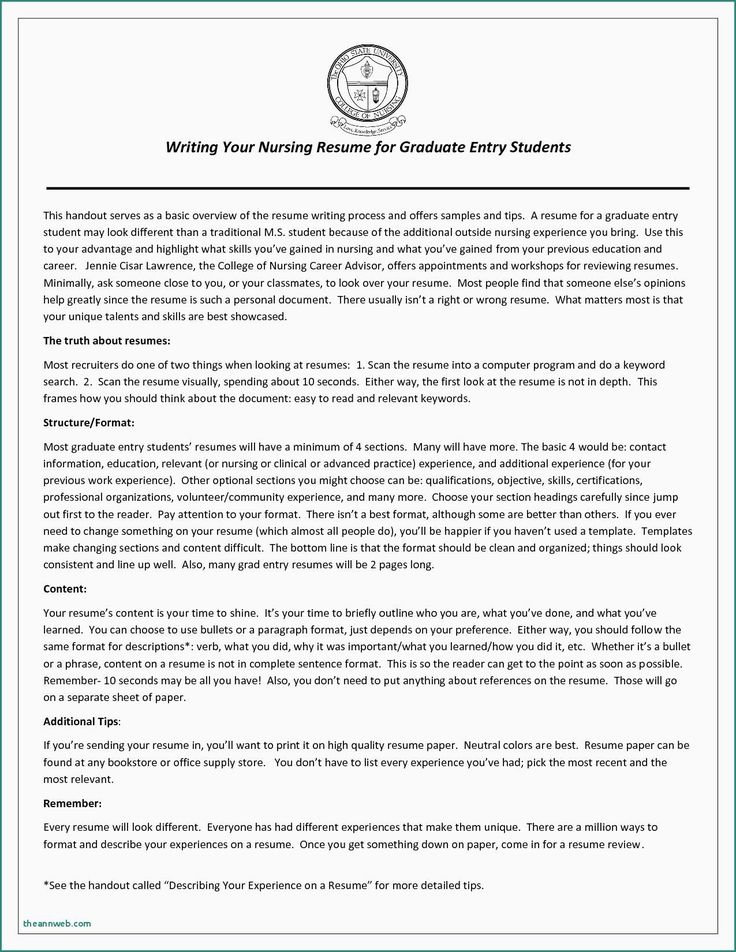 What is Resume Paper New Resume Dos and Don Ts Resume