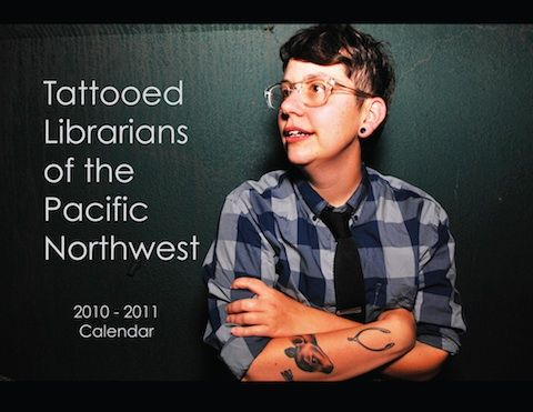 We have another fun calendar pick -- one where proceeds go to support tattooed students: