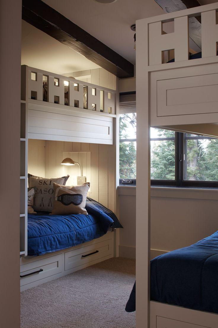 Modern rustic kids bedroom - Tahoe Modern Rustic Kids San Francisco Artistic Designs For Living Tineke Triggs