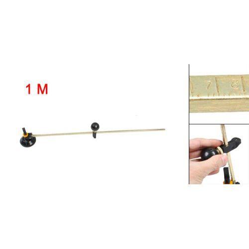 CSS 100 cm Max. Lingkaran Dia Melingkar Kompas Kaca Lingkaran Cutter