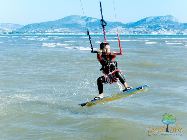 Regardless of your age and your physical condition Kite Surf is a unique sport for everyone