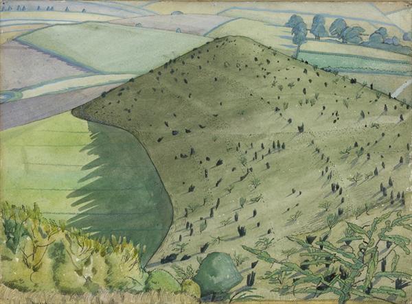 John Nash - Cop Hill, Princes Risborough
