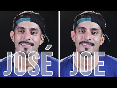 Video on racism http://www.people.com/article/jose-zamora-name-joe-job-offers
