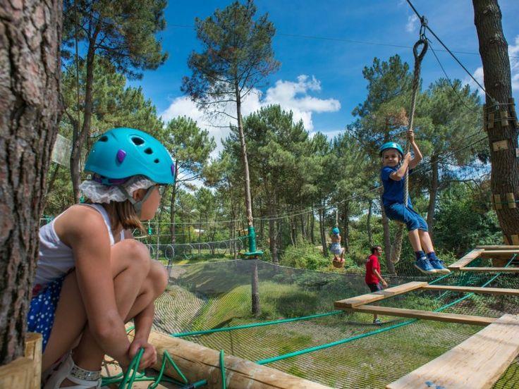 Vacances Le Bois aux Daims Poitiers Center Parcs