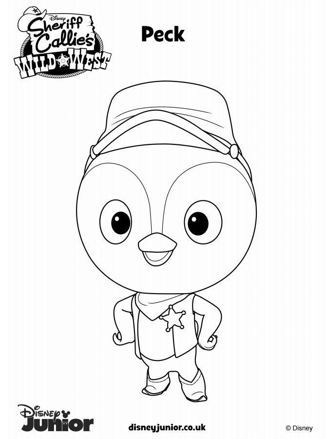Tolle Disney Junior Malbuch Bilder - Ideen färben - blsbooks.com