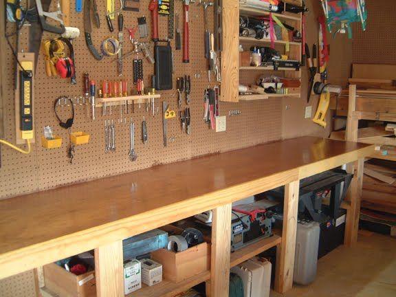 12 Feet Long Workbench Plans | 77) Alex Tagliani, Dallara ...