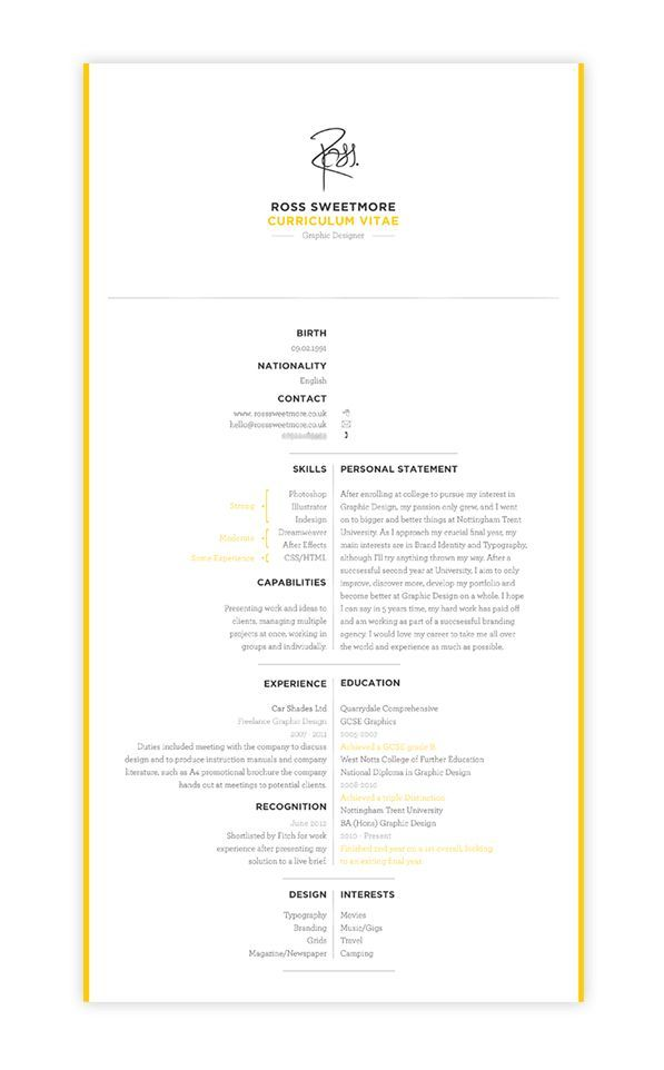 70 best Job Hunt images on Pinterest Design resume, Resume and - promotion resume
