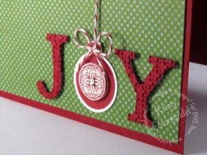 Joy Card | KristyCoromandel.com