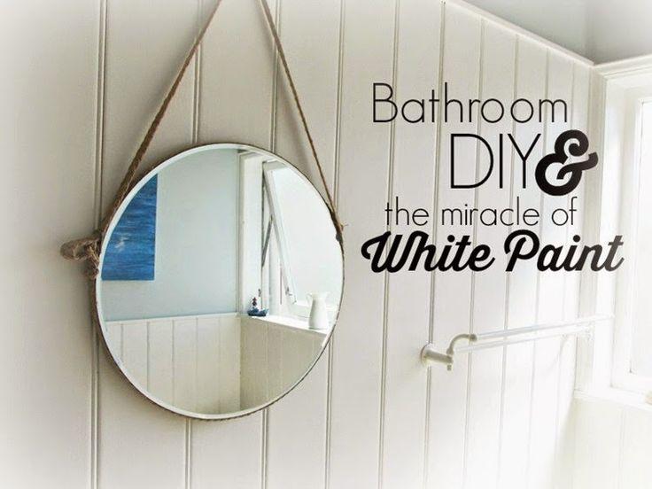 Bathroom DIY
