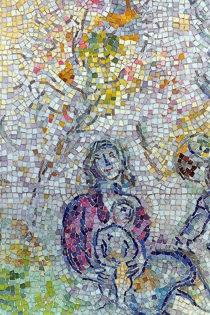 Marc chagall mosaic chicago marc chagall mosaic for Chagall mural chicago