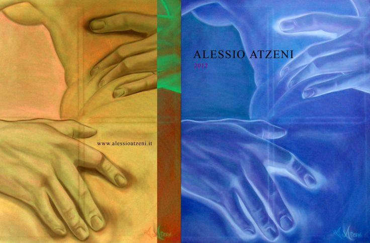 catalogo  Alessio Atzeni Artista