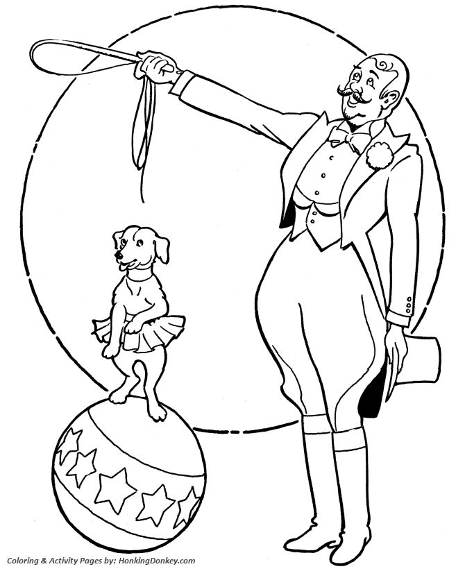 988 best Coloring images on Pinterest Coloring pages, Adult - new circus coloring pages for preschool