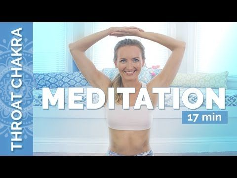 Throat Chakra Meditation: The Seven Chakra's Center Of Communication | C...
