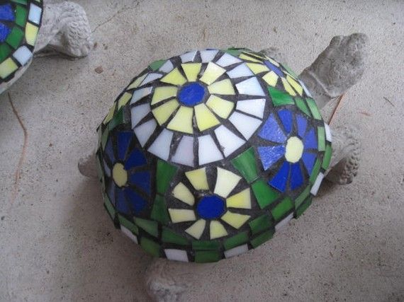 17 Best Images About Mosaic Turtles On Pinterest Gardens
