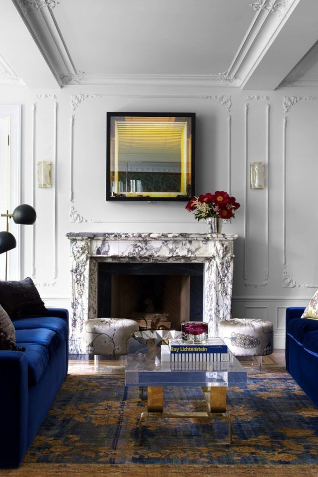 7 Elle Decor Rooms Elle Decor Elle Decor Rooms Amazing Ideas 2 Elle Decor Living Room Blue Living Room Living Room Designs
