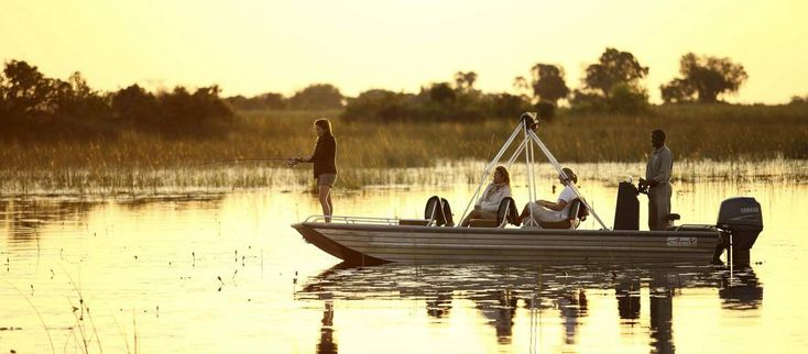 Okavango Delta Game Reserve for African Safari Lodges