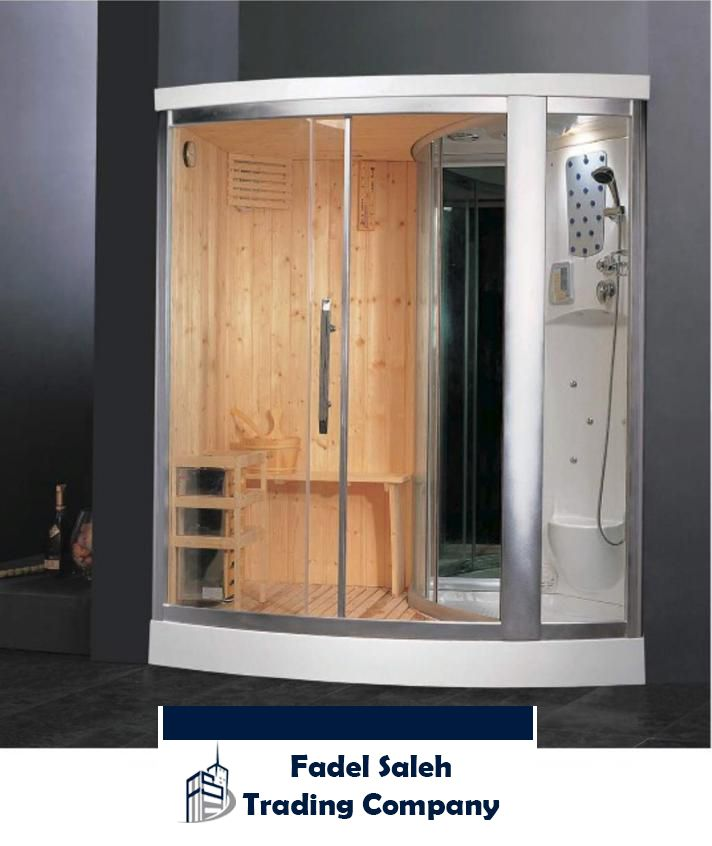 Sauna Shower Kit Enjoy Our Amazing Combination Today You Ll Find It Here Order Now By Whatsapp Http Fadelsalehco Sauna Shower Shower Kits Locker Storage