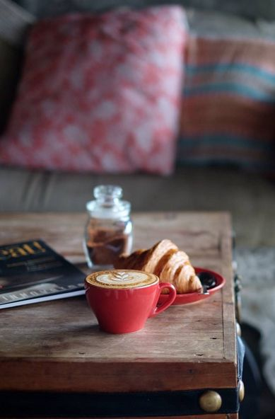The Alleyway Cafe serves great coffee in the heart of Denpasar, Bali - grab a…