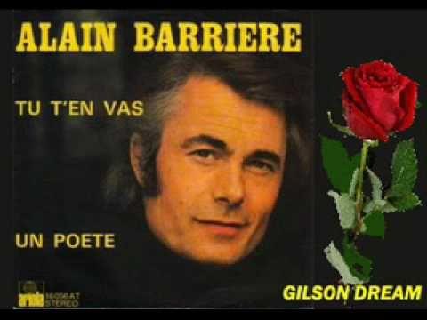 Alain Barriere & Nicole Croisille - Tu T'en Vas.wmv - YouTube