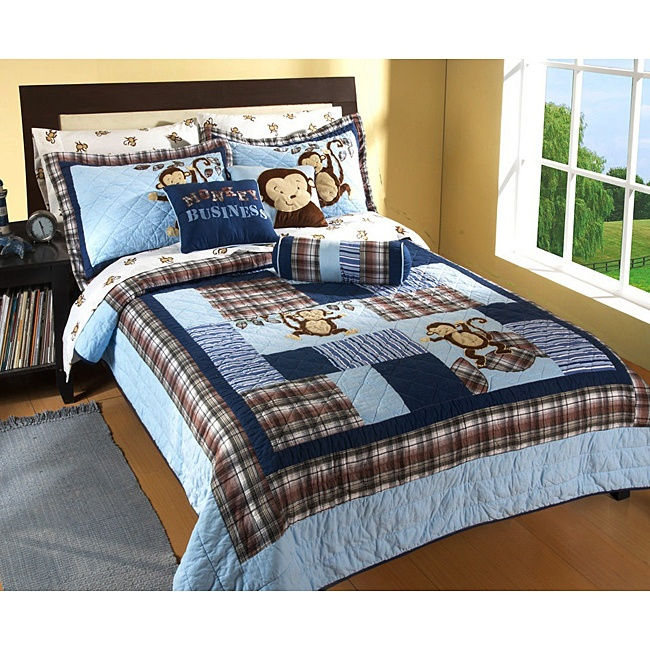 Little Boys Bed: Bedding For My Little Boy
