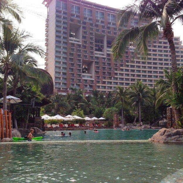 Centara Grand Mirage Beach Resort Pattaya, Thailand @centar