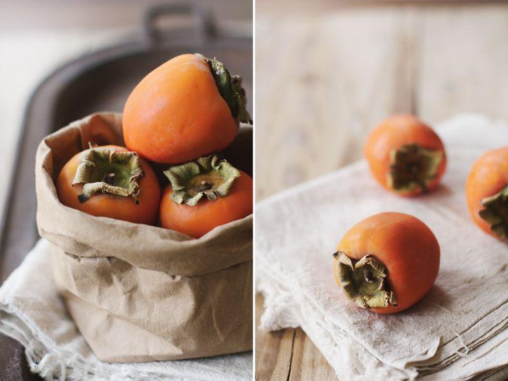 Vanilla & Clove Panna Cotta with Honeyed Persimmon — Roost