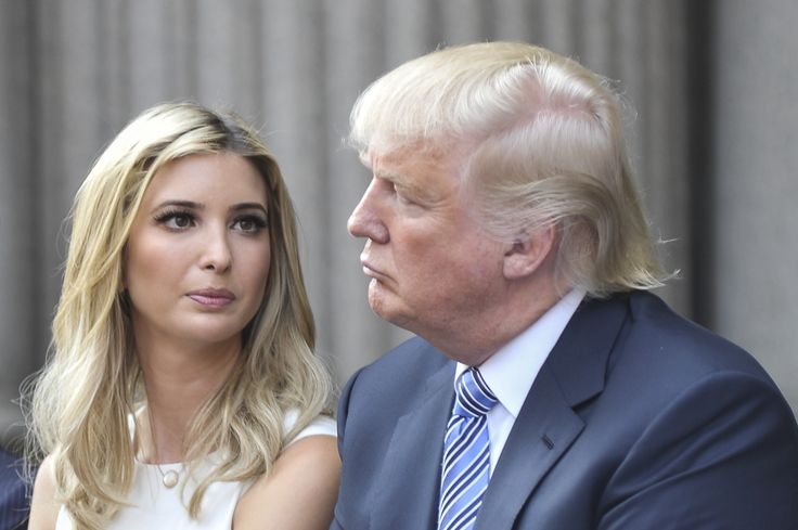 Trump Doesn't Recognize 'Old Friends,' Staffers Call Ivanka His 'Real Wife': Tell-All Book