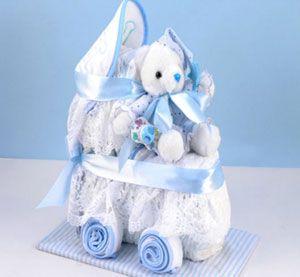 Baby Shower Gifts   Baby Boy Gift Basket