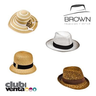 Sombreros Brown