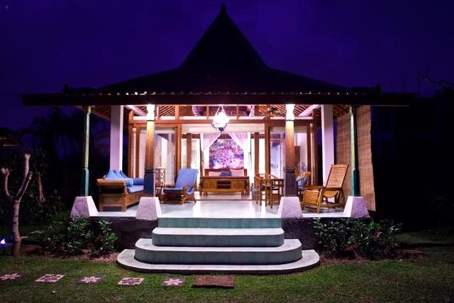 Lotus Limasan offers tranquility near Ubud in Bali in Ubud
