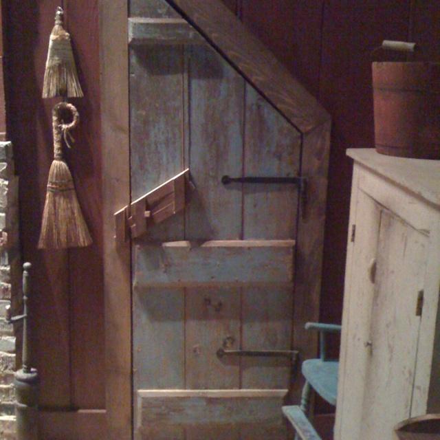 Under Stairs Access Door & 196 best Old Doors-Walk Thru The Past images on Pinterest   Garden ...