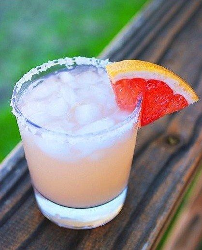 Mix tequila with lots of grapefruit juice and club soda. | 21 Ways To Make Cheap Liquor Taste Better