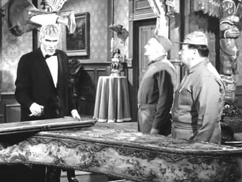 La Familia Addams -Largo y su clavecin Parte 2